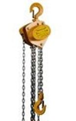 Handkettingtakel