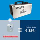 Nimbo met gratis 5 liter rookvloeistof
