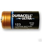 Duracell 123 Ultra photo (per 10 st.)