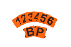 Cilindernummer Set