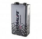 Batterij 9V voor batterij-unit DCF-210